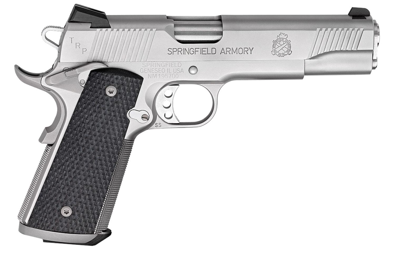 Springfield Armory PC9107LCA18 1911 TRP *CA Compliant 45 ACP 5