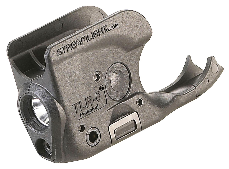 Streamlight 69279 TLR-6 Red Laser/Light Combo 100 Lumens 1/3N (2) Black