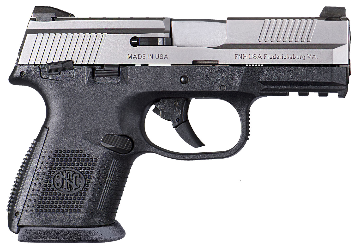 FN 66771 FNS 9 Compact 9mm Luger Double 3.6