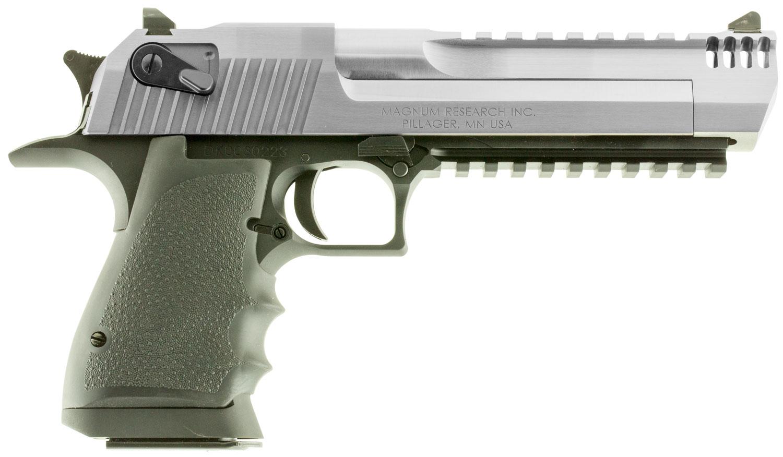 Magnum Research DE44ASIMB Desert Eagle Single 44 Remington Magnum 6