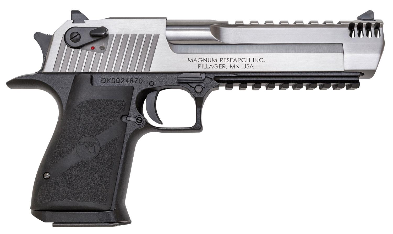 Magnum Research DE357ASIMB Desert Eagle Single 357 Magnum 6