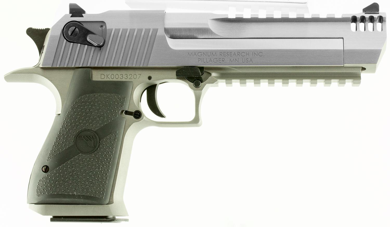 Magnum Research DE44SRMB Desert Eagle Single 44 Remington Magnum 6