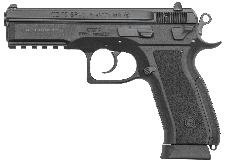 CZ 91258 SP-01 Phantom Single/Double 9mm 4.6