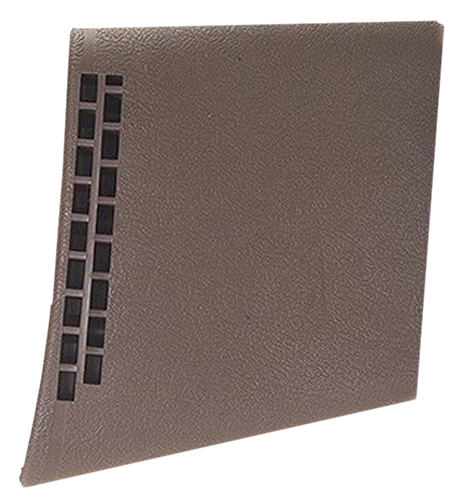 Butler Creek 50325 Slip On Recoil Pad Small Matte Brown Rubber