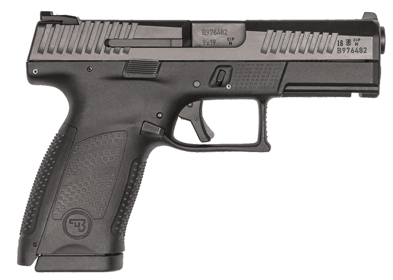 CZ 91525 P-10 C Double 40 Smith & Wesson (S&W) 4.02