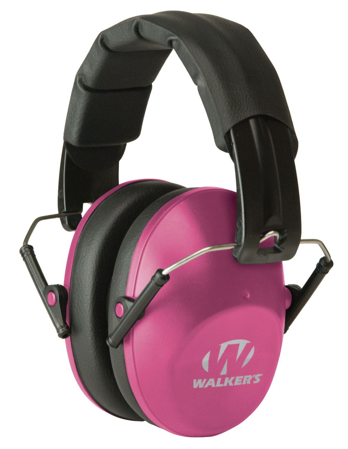 WALKERS MUFF SHOOTING PASSIVE PRO-LOW PROFILE 31dB PINK