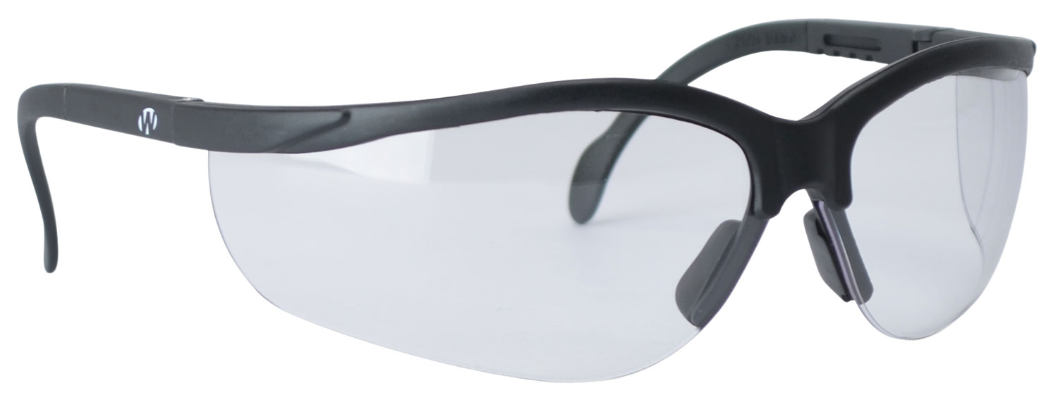 Walkers GWPCLSG Sport Glasses Clear Lens Sporting Glasses Black