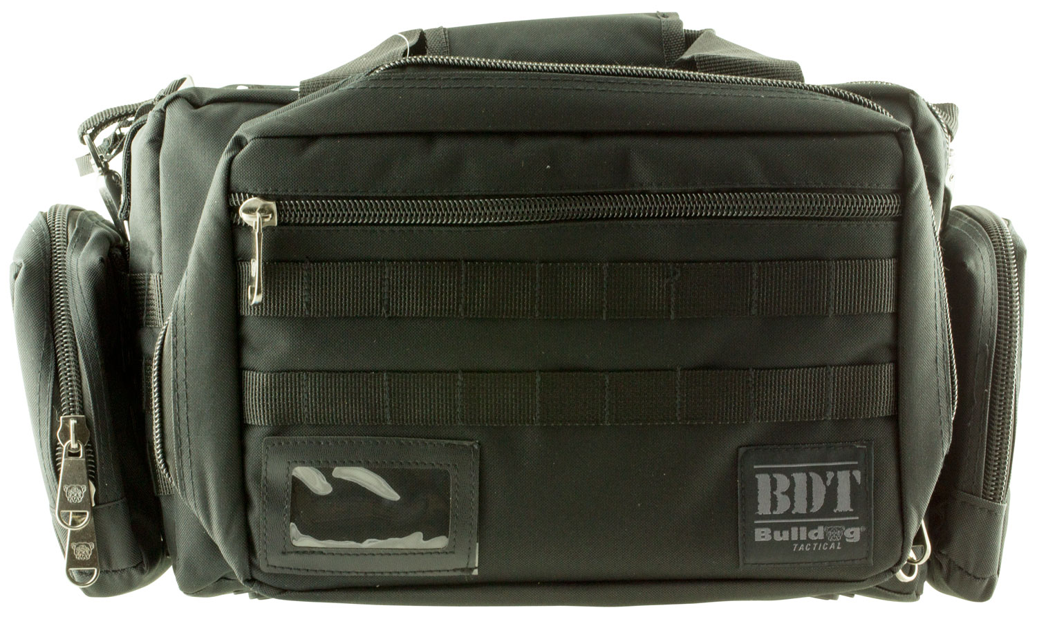 Bulldog BDT930B Tactical MOLLE Range Bag Extra Large  9