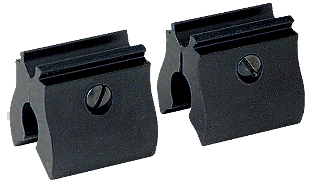 Benjamin B272 Scope Mount 4 Piece Fits Benjamin/Sheridan Air Guns Metal Black