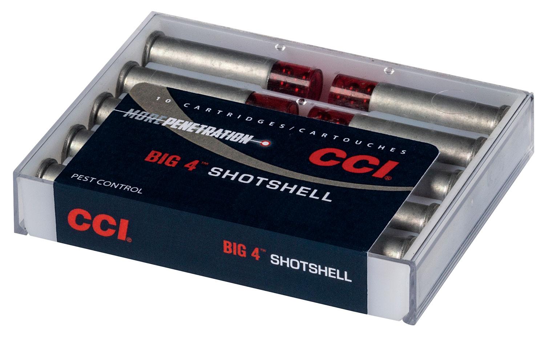 CCI 9MM #4 SHOTSHELL10/200