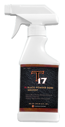 T/C T17 Bore Cleaner  <br>  for Black Powder 8 oz.