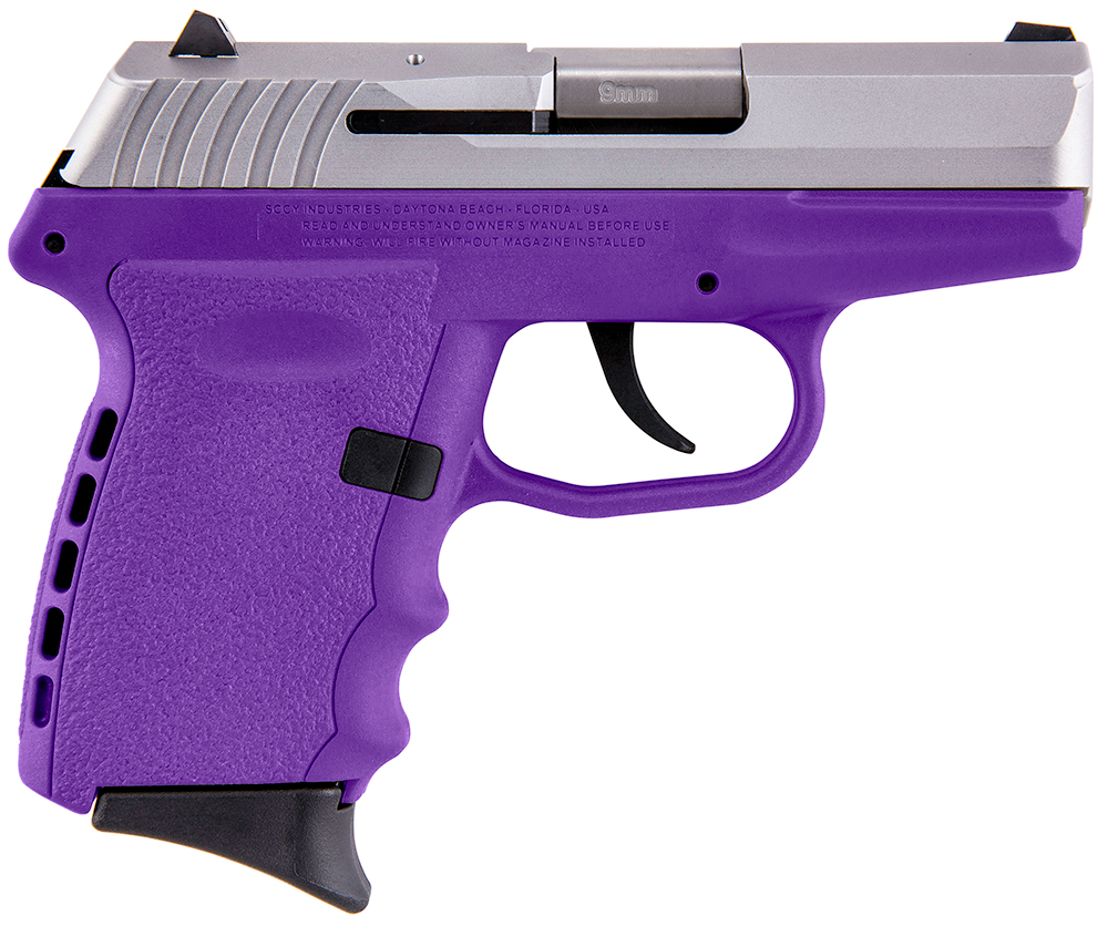 SCCY Industries CPX2TTPU CPX-2 Double 9mm 3.1