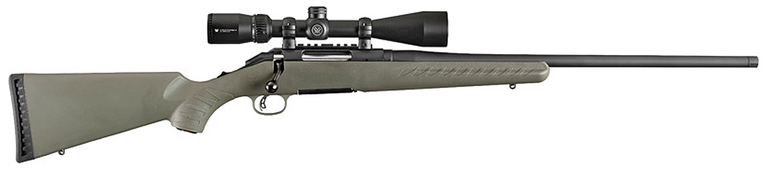 RUGER AMERICAN PRED 6.5CM 22