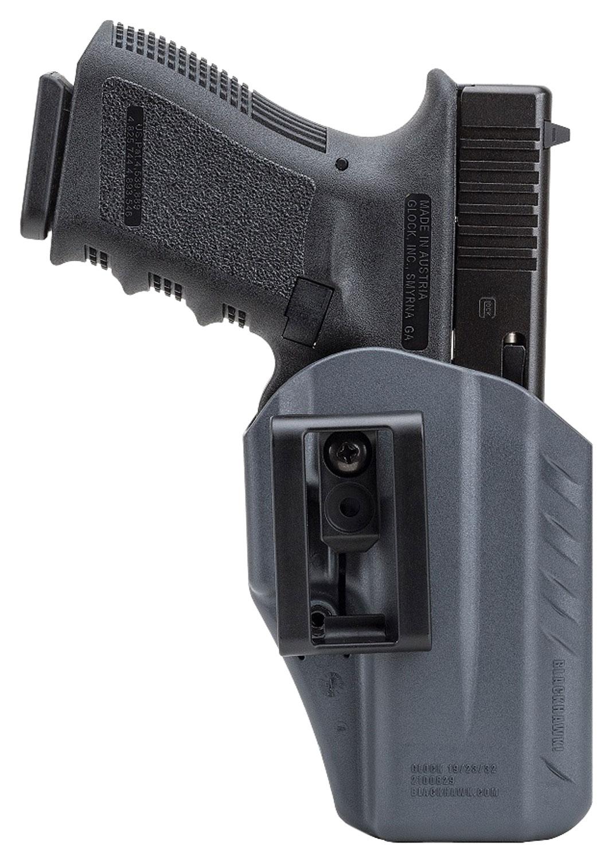 Blackhawk 417500UG A.R.C. IWB Glock 17/22/31 Polymer Urban Gray