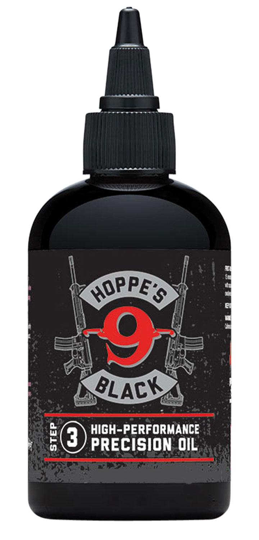 Hoppes HBL2 Black Precision Gun Oil 2 oz