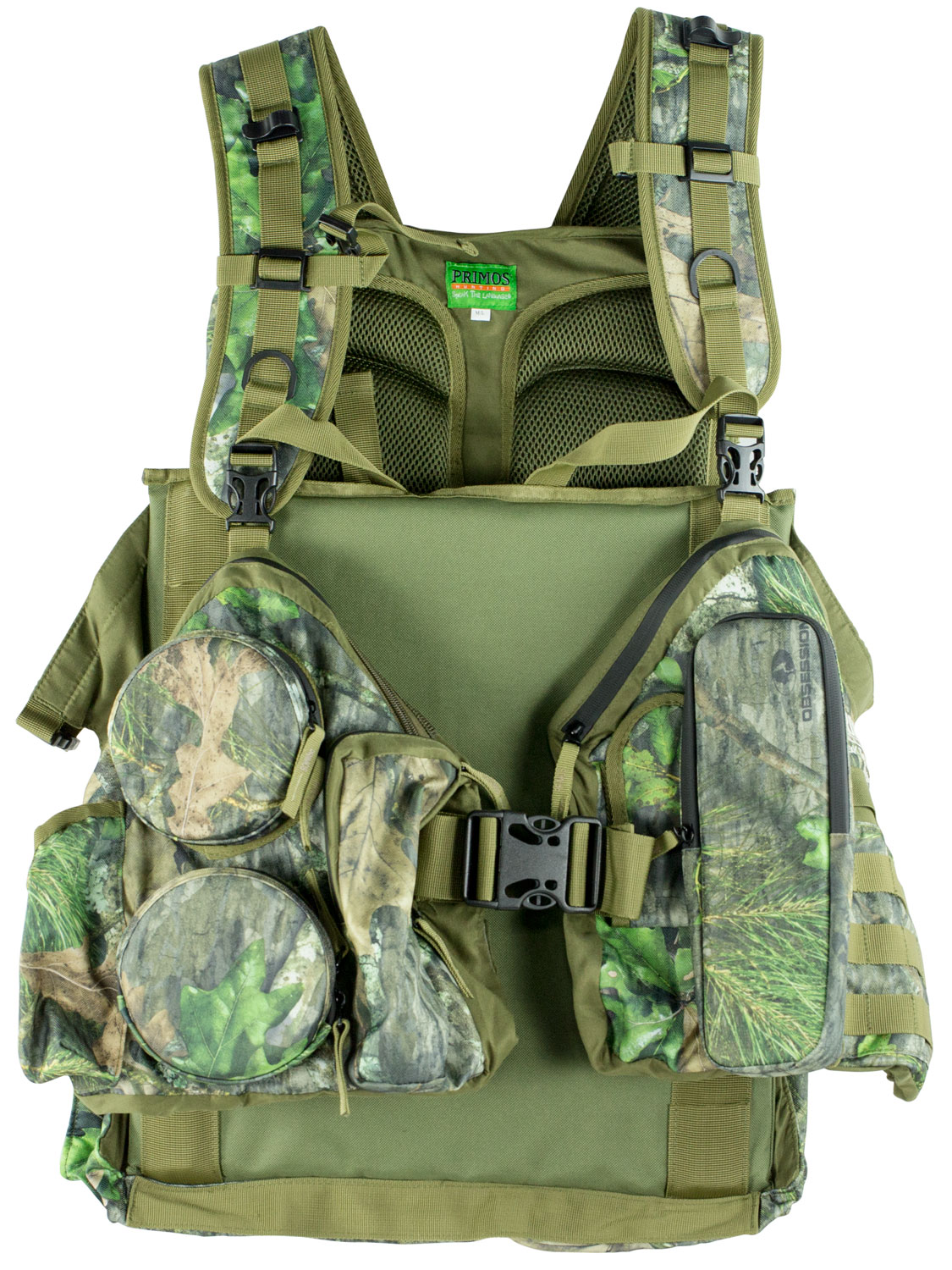 Primos Rocker Vest  <br>  Mossy Oak New Obsession M/L