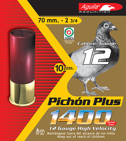 Aguila 1CHB1295 Competition   12 Gauge 2.75