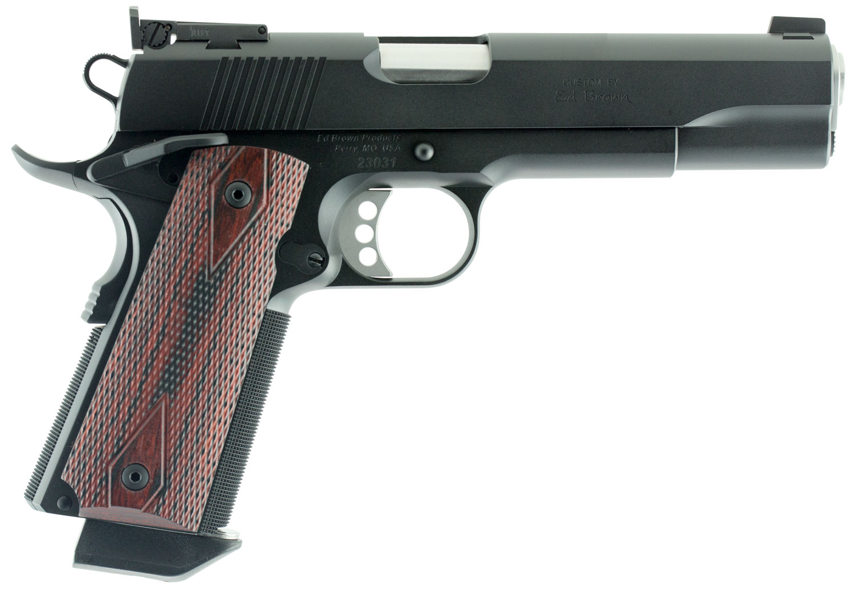 Ed Brown ETBBCAL2 Executive Target Gen 4 *CA Compliant* Single 45 Automatic Colt Pistol (ACP) 5