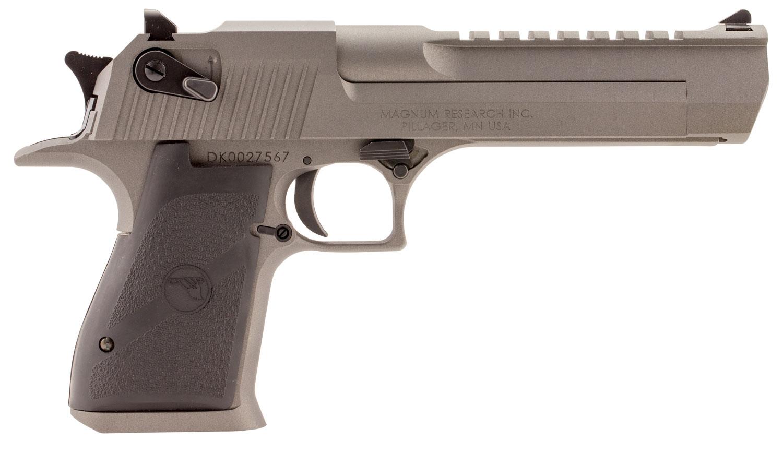 Magnum Research SE44TU Desert Eagle Mark XIX Single 44 Remington Magnum 6