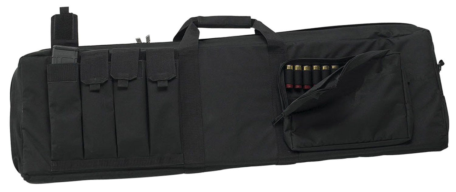 US PeaceKeeper P30043 Tactical Combo Case Rifle/Shotgun 600D Polyester 43