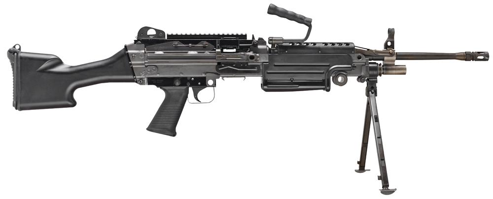 FN M249S 5.56NATO 18.5