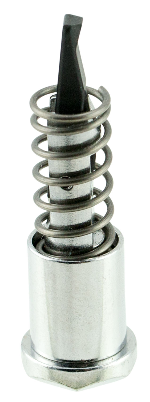 Strike ARFACC AR Forward Assist Carbon Steel Chrome Coat with Hex Design