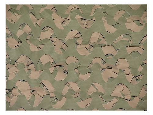 Camo Unlimited LW04B CamoSystems Camouflage Netting Wood