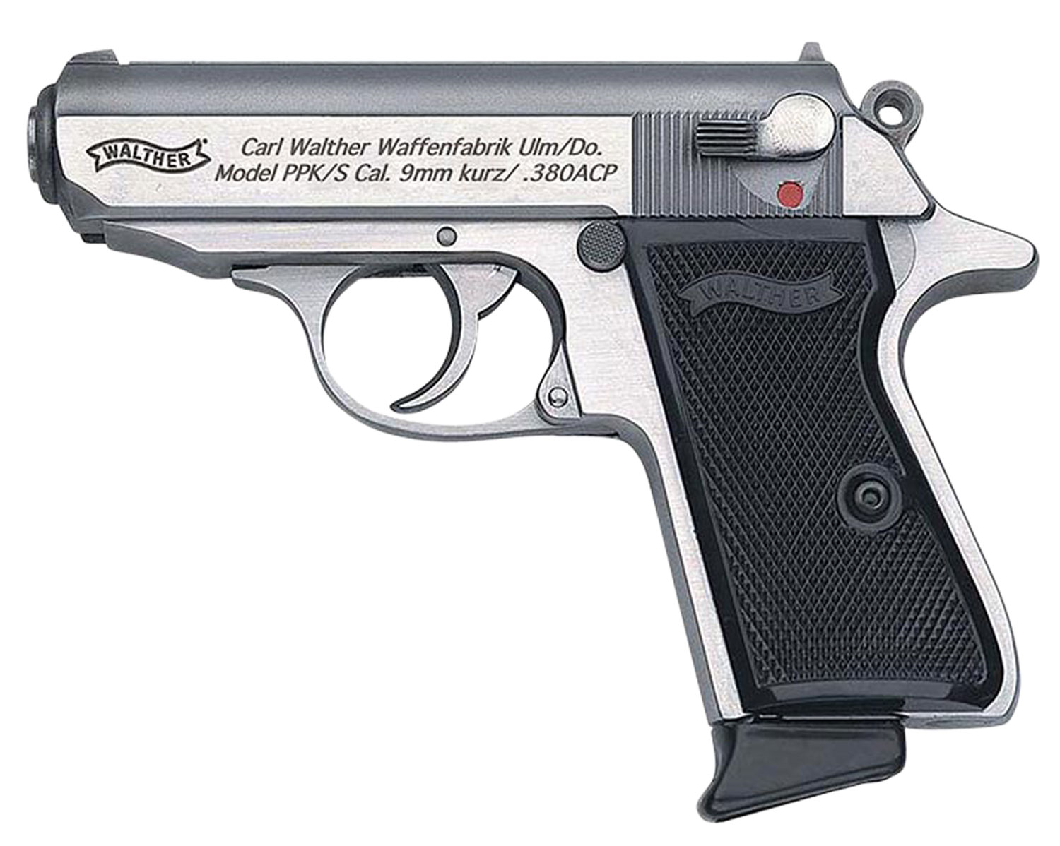 Walther Arms 4796004 PPK/S  380 ACP 3.30