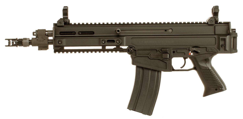 CZ 01362 CZ 805 Bren AR Pistol Semi-Automatic 223 Remington/5.56 NATO 11