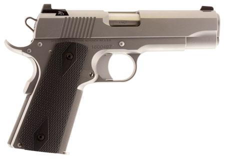 Dan Wesson 01872 1911 Valor Commander  45 Automatic Colt Pistol (ACP) Single 4.25