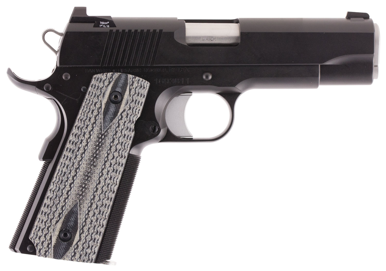 Dan Wesson 01874 1911 Valor Commander  45 Automatic Colt Pistol (ACP) Single 4.25