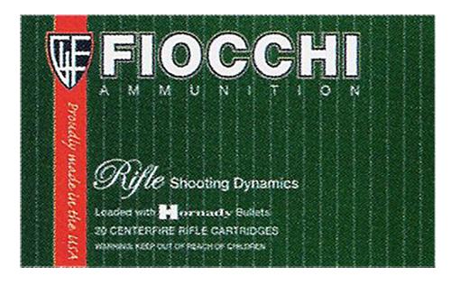 FIOCCHI 223REM 55GR PSP 20/200
