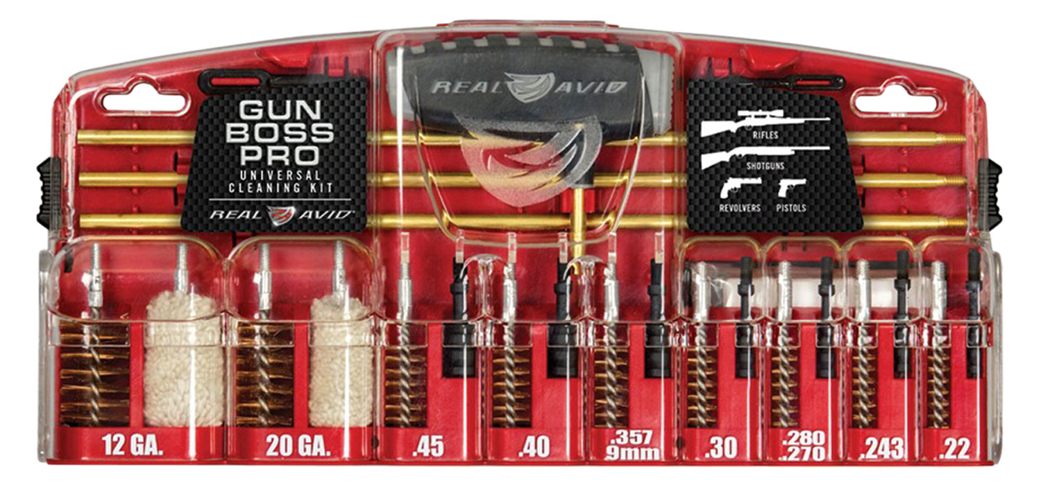 Real Avid/Revo AVGBPROU Gun Boss Pro Universal Cleaning Kit  23