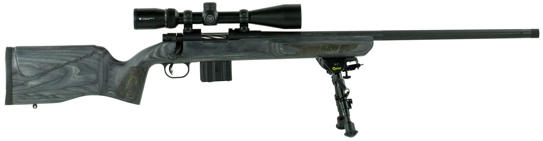 Mossberg 27974 MVP Varmint Bolt 223 Remington/5.56 NATO 24