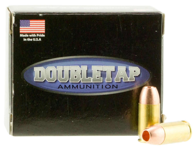 DoubleTap Ammunition 380A80X DT 380 Automatic Colt Pistol (ACP) 80 GR Barnes TAC-XP 20 Bx/ 50 Cs