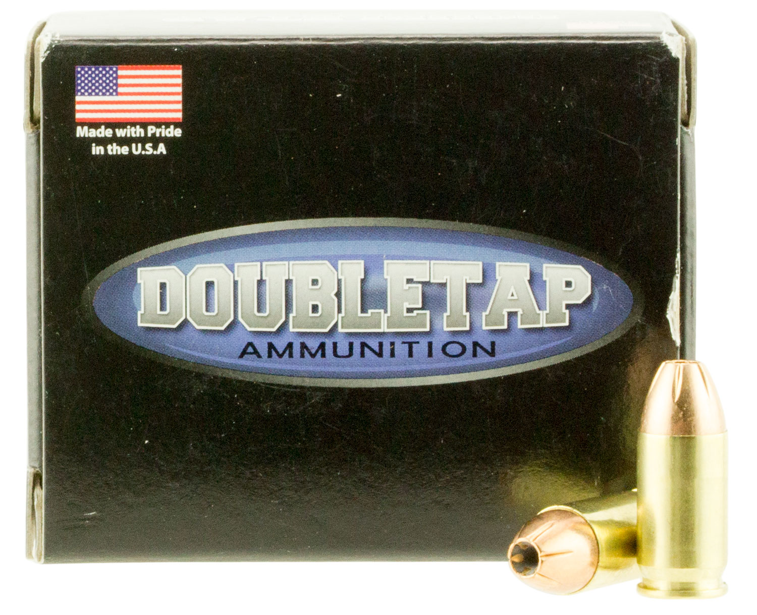 DoubleTap Ammunition 380A95CE DT 380 Automatic Colt Pistol (ACP) 95 GR Jacketed Hollow Point 20 Bx/ 50 Cs