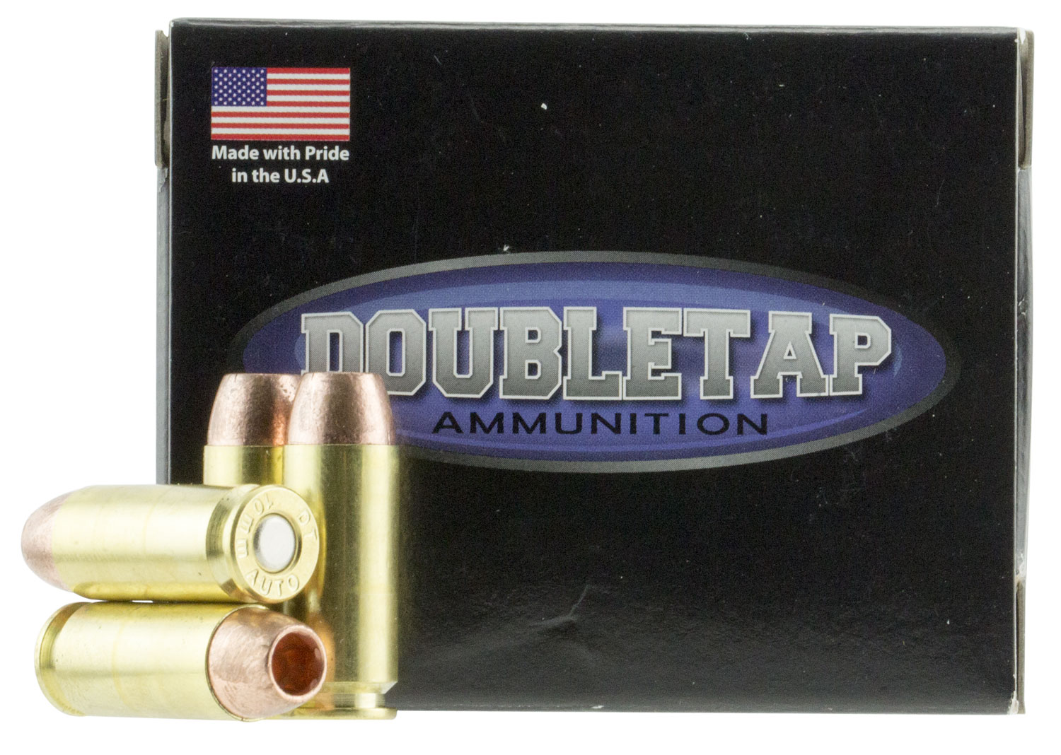 DoubleTap Ammunition 10MM125X DT Tactical 10mm Automatic 125 GR Barnes TAC-XP 20 Bx/ 50 Cs