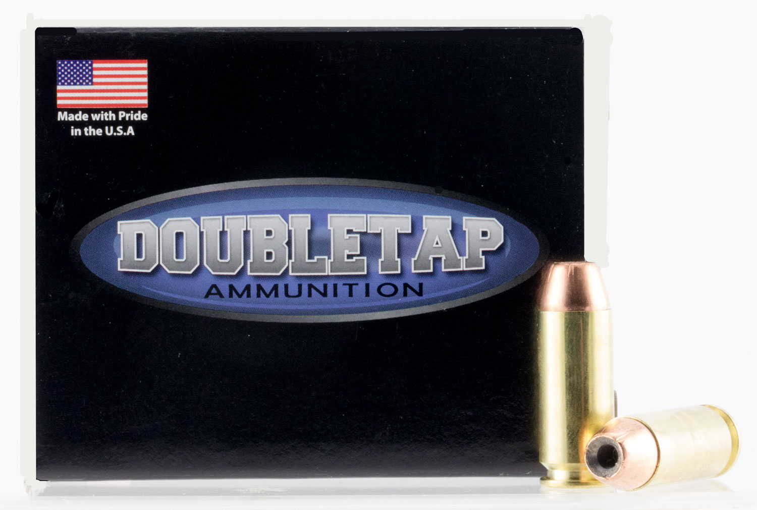 DoubleTap Ammunition 10MM200CE DT Hunter 10mm Automatic 200 GR Jacketed Hollow Point 20 Bx/ 25 Cs