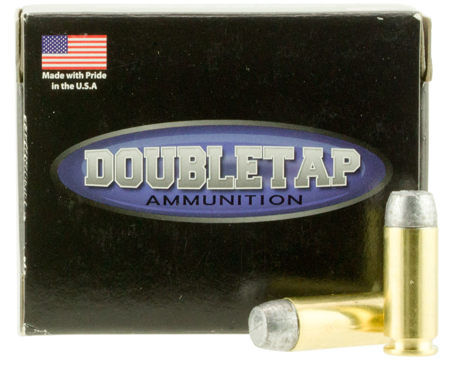 DoubleTap Ammunition 10MM200HC DT Hunter 10mm Automatic 200 GR Hard Cast 20 Bx/ 25 Cs