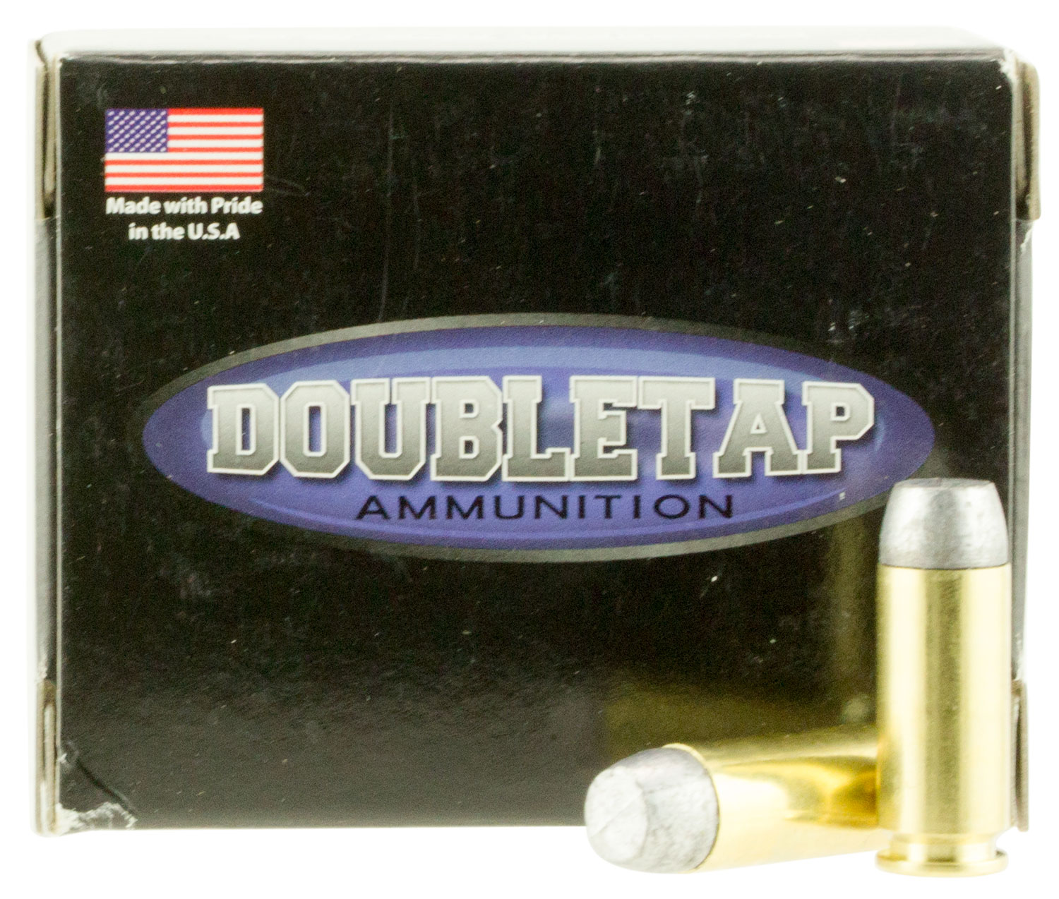 DoubleTap Ammunition 10MM230HC DT Hunter 10mm Automatic 230 GR Hard Cast 20 Bx/ 50 Cs