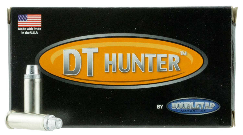 DoubleTap Ammunition 38S158HC50 DT Hunter 38 Special +P 158 GR Semi-Wadcutter 50 Bx/ 20 Cs