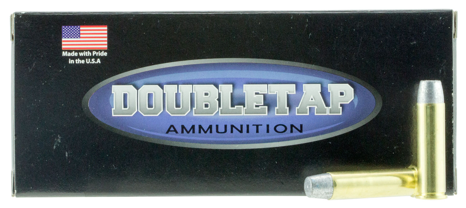 DoubleTap Ammunition 357M200HC DT Hunter 357 Magnum 200 GR Hard Cast 20 Bx/ 50 Cs