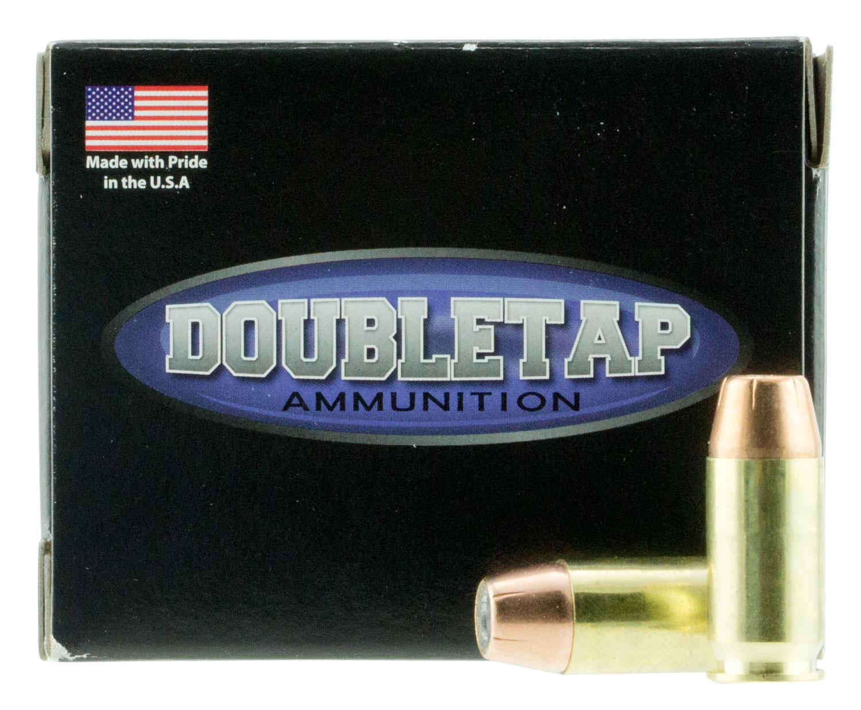 DoubleTap Ammunition 45A230CE DT 45 Automatic Colt Pistol (ACP) 230 GR Jacketed Hollow Point 20 Bx/ 50 Cs