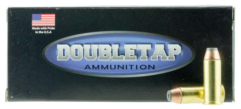 DoubleTap Ammunition 44S180CE DT Defense 44 Special 180 GR Jacketed Hollow Point 20 Bx/ 50 Cs