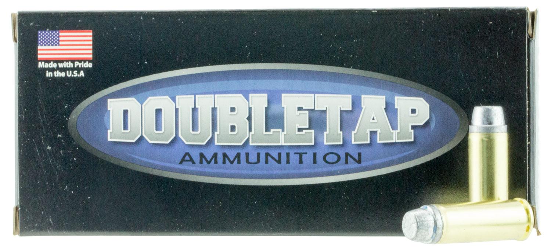 DoubleTap Ammunition 45CS255HC DT Hunter 45 Colt (LC) 255 GR Hard Cast Keith Semi-Wadcutter 20 Bx/ 25 Cs