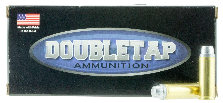 DoubleTap Ammunition 45P255HC DT Hunter 45 Colt (LC) +P 255 GR Hard Cast Keith Semi-Wadcutter 20 Bx/ 25 Cs