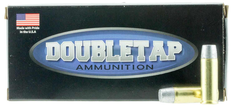 DoubleTap Ammunition 45P360HC DT Hunter 45 Colt (LC) +P 360 GR Hard Cast 20 Bx/ 25 Cs