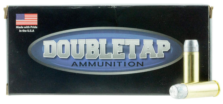 DoubleTap Ammunition 454C400HC DT Hunter 454 Casull 400 GR Hard Cast 20 Bx/ 25 Cs