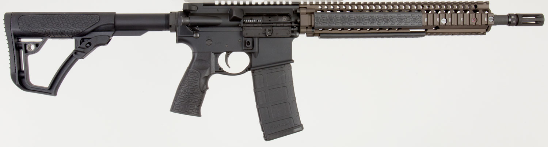 Daniel Defense 0208806027055 DDM4 M4A1 *CA Compliant 5.56x45mm NATO 14