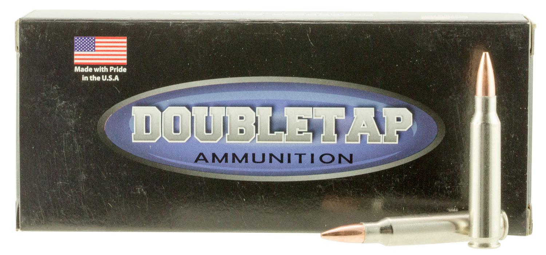 DoubleTap Ammunition 223R69HP DT Longrange 223 Remington/5.56 NATO 69 GR Hollow Point Boat Tail 20 Bx/ 50 Cs